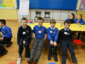 P5 Shared Education