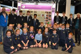 RDS Primary Science Fair 2017