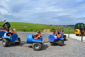 P.2 & P.3 Trip to Castle Adventure Farm Ballyshannon