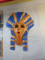 P.5 Egyptian Masks